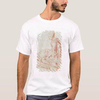 Pierre A Renoir | Woman Smiling T-Shirt