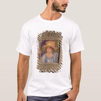 Pierre A Renoir | Woman with a Hat T-Shirt
