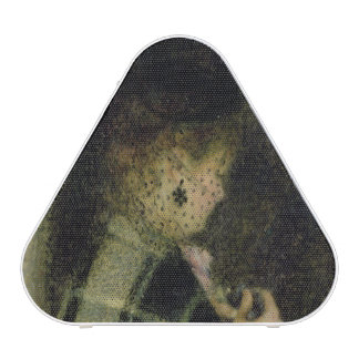 Pierre A Renoir | Young Woman with a Small Veil Bluetooth Speaker