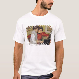 Pierre A Renoir | Yvonne and Christine Lerolle T-Shirt