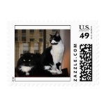 Pierre and Pablo Postage Stamp
