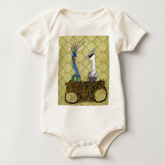 Pierre and Penelope Baby Bodysuit