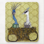 Pierre and Penelope Mouse Pad