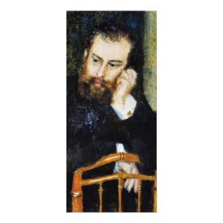 Pierre-Auguste Renoir- Alfred Sisley Rack Cards