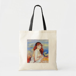 Pierre Auguste Renoir - Bather Tote Bag