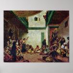 Pierre-Auguste Renoir - boda judío Posters