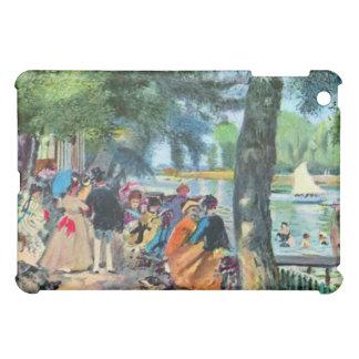 Pierre-Auguste Renoir by Pierre Renoir Case For The iPad Mini