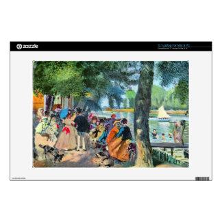 Pierre-Auguste Renoir by Pierre Renoir Decal For Laptop