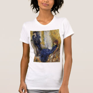 Pierre-Auguste Renoir- By the Fireside T Shirts
