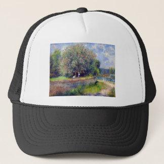 Pierre-Auguste Renoir Chestnut Tree Trucker Hat