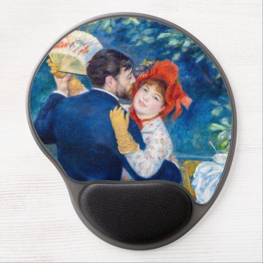 Pierre-Auguste Renoir - Country Dance Gel Mouse Pad