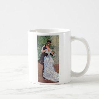 Pierre-Auguste Renoir - Danse à la ville (1883) Mug