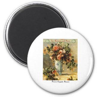 Pierre-Auguste Renoir - Inspirational Magnet