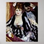 Pierre-Auguste Renoir - la casa de campo Impresiones