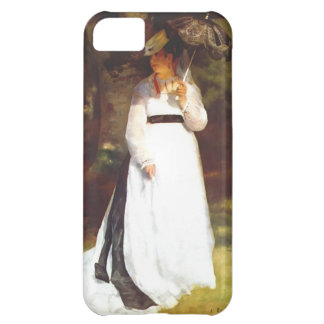Pierre-Auguste Renoir- Lise with Umbrella Cover For iPhone 5C