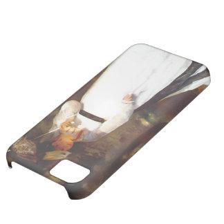 Pierre-Auguste Renoir- Lise with Umbrella iPhone 5C Covers