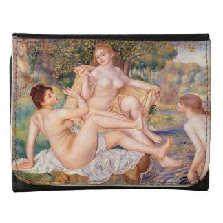 Pierre-Auguste Renoir - los bañistas grandes