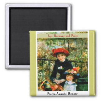 Pierre Auguste Renoir Magnet