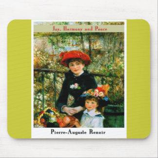 Pierre Auguste Renoir Mouse Pad