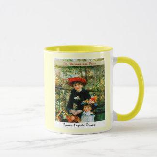 Pierre Auguste Renoir Mug