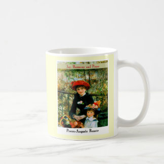 Pierre Auguste Renoir Coffee Mugs
