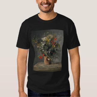 Pierre Auguste Renoir Painting, Flowers In A Vase Shirt