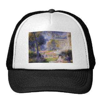 Pierre-Auguste Renoir- Place de la Trinite Hats