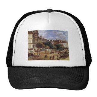 Pierre-Auguste Renoir- Place de la Trinite Trucker Hat