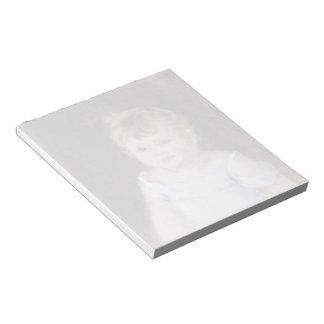 Pierre-Auguste Renoir- Portrait of an Infant Notepads