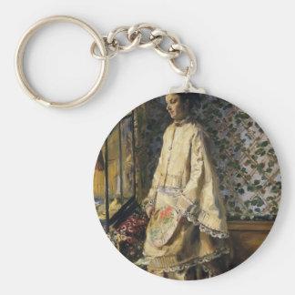 Pierre-Auguste Renoir- Rapha Maitre Key Chain