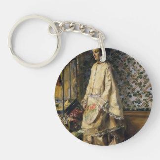 Pierre-Auguste Renoir- Rapha Maitre Acrylic Key Chains