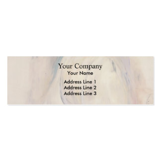 Pierre-Auguste Renoir- Seated Young Woman Business Cards