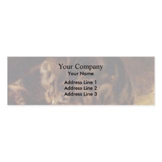 Pierre-Auguste Renoir- Sleeping Cat Business Cards