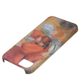 Pierre-Auguste Renoir- Study for The Croquet Game iPhone 5C Covers