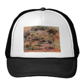 Pierre-Auguste Renoir- The Footpath Hats