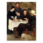 Pierre-Auguste Renoir- The Inn of Mother Anthony Postcards