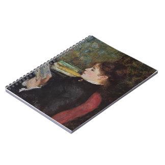Pierre-Auguste Renoir- The Reader Note Books