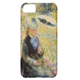 Pierre-Auguste Renoir- The Umbrella Cover For iPhone 5C