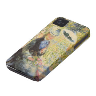 Pierre-Auguste Renoir- The Umbrella Case-Mate iPhone 4 Cases