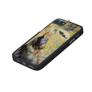 Pierre-Auguste Renoir- The Umbrella iPhone 5/5S Cover