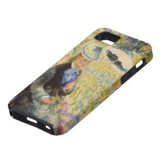Pierre-Auguste Renoir- The Umbrella iPhone 5 Cases