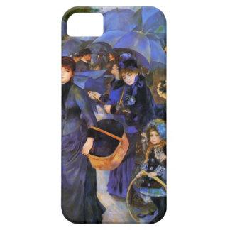 Pierre-Auguste Renoir- Umbrellas iPhone 5 Case