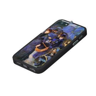 Pierre-Auguste Renoir- Umbrellas iPhone 5/5S Cases
