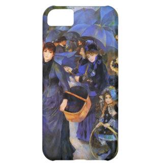 Pierre-Auguste Renoir- Umbrellas Cover For iPhone 5C