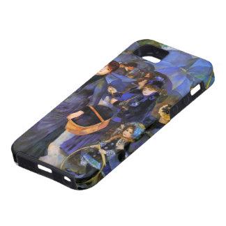 Pierre-Auguste Renoir- Umbrellas iPhone 5 Cases