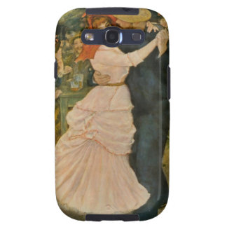 Pierre-Auguste Renoir's Dance at Bougival (1883) Galaxy S3 Cover