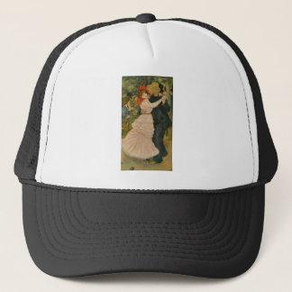 Pierre-Auguste Renoir's Dance at Bougival (1883) Trucker Hat