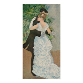 Pierre-Auguste Renoir's Dance in the Town (1883) Card