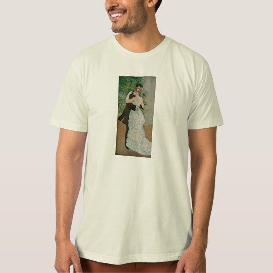 Pierre-Auguste Renoir's Dance in the Town (1883) T-Shirt