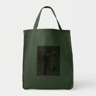 Pierre-Auguste Renoir's The Swing (1876) Canvas Bag